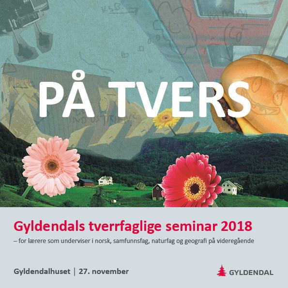 Tverrfaglig seminar 2018 - PÅ TVERS - Program 2.0 - FERDIG - WEB - Forside